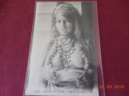 CPA-Type De Mauresque. - Women
