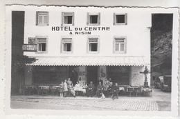 Remouchamps - Hôtel Du Centre - A. Nisin - 1938 - Très Animé - Photo Format6.5 X 10.5 Cm - Places
