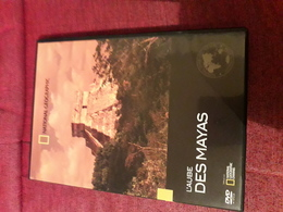 Dvd L'aube Des Mayas Vostf Vf National Geographic - Documentaires