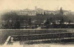 MONTPELLIER  Vue Panoramique - Montpellier