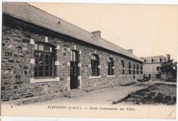 PLEURTUIT-ECOLE COMMUNALE DE FILLES - France