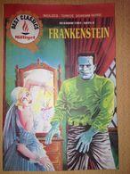 FRANKENSTEIN - ILLUSTRATED - TURKISH EDITION Milliyet -1992 Turkish-English - Livres, BD, Revues