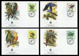 2001, Brasilien, 3150-53, FDC - Ohne Zuordnung