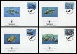 2003, Kaiman-Inseln, 970-73, FDC - Kaimaninseln