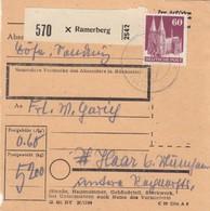 BiZone Paketkarte: Ramerberg Nach Haar B. München - Gemeinschaftsausgaben