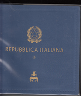"""ITALIA - 2  Album """"CLAXITAL"""" Con Fogli E Taschine  Dal 1945 Al 1976 - Album & Raccoglitori"""