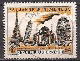 Österreich  (1984)  Mi.Nr.  1783  Gest. / Used  (16aa23) - 1981-90 Oblitérés