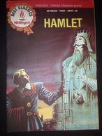 SHAKESPEARE - HAMLET - ILLUSTRATED - TURKISH EDITION Milliyet -1992 Turkish-English - Books, Magazines, Comics