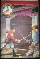 The Prisoner Of Zenda Anthony Hope ILLUSTRATED TURKISH EDITION Milliyet -1992 Turkish-English - Books, Magazines, Comics