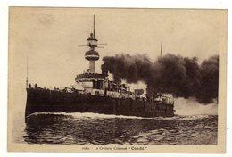 Cpa N° 2562 Le Croiseur Cuirassé Condé - Guerra