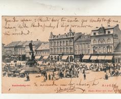 Arad, Romania, Post Card  Used 1904 - Romania