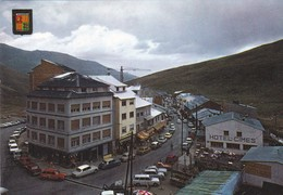 ANDORRE--VALLS D'ANDORRA--PAS DE LA CASA--( Voitures Des Années 60-70   DS + Autres )--voir 2 Scans - Andorre
