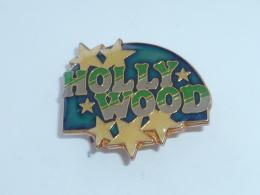 Pin's HOLLYWOOD - Villes