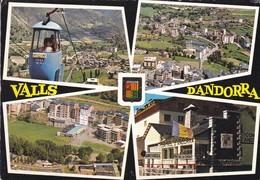 ANDORRE---VALLS D'ANDORRA--Bonica Paisatges Andorrans---voir 2 Scans - Andorre