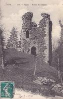 CPA - 74 - UGINE - Ruines Du Château - 720 - Francia