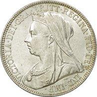 Monnaie, Grande-Bretagne, Victoria, Florin, Two Shillings, 1897, Londres, SUP - 1816-1901 : Frappes XIX° S.