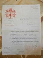 7b) NOMINA CAVALIERE DEL BENE PIETRO MEDICI CANTANTE LIRICO TENORE BARI 1950 - Musique & Instruments