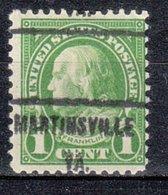 USA Precancel Vorausentwertung Preo, Locals Virginia, Martinsville 632-471 - Vereinigte Staaten