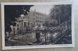 VIRY-CHATILLON - Institut Missionnaire St Clément - Les Batiments Scolaires + Allée Sous Bois ( 91 Essones ) - Viry-Châtillon