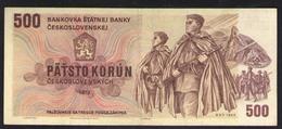 ЧЕХОСЛОВАКИЯ  500 1973 - Czechoslovakia