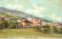 ALVANEU-BAD - Albula-bahn. - GR Grisons