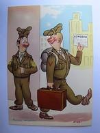 MILITARIA - Humour - Umoristiche