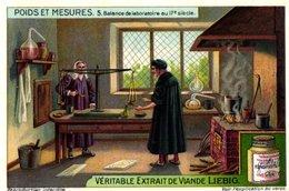 1099 Poids Et Mesures - Liebig