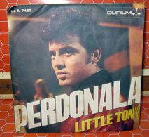 """LITTLE TONY PERDONALA  COVER NO VINYL 45 GIRI - 7"""" - Accessori & Bustine"""