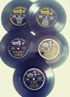 CERA GREY -5 DISCHI VARI - BANANA BOAT +NANDO FERY + ECC (290718) - Musica & Strumenti