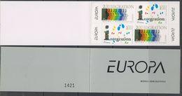 Europa Cept 2006 Bosnia/Herzegovina Mostar Booklet 2x2v  ** Mnh (40758C) - 2006