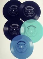 IL MUSICHIERE-5 DISCHI VARI - DE ANGELIS +J. FONTANA +CALISE + ECC (290718) - Musica & Strumenti