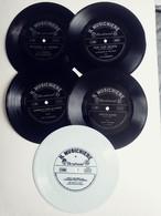 IL MUSICHIERE-5 DISCHI VARI - ANITA TRAVERSI + FLO SANDON'S (290718) - Musica & Strumenti