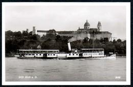 B7544 - TOP - Dampfer - Johann Strauß - Melk - Postkartenverlag Donauland - Paquebots