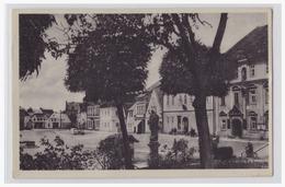 Dt.- Reich (000770) WKII AK Sudetengau Haid Marktplatz Gelaufen Am 5.11.1942 - Deutschland