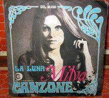 """MILVA LA LUNA  COVER NO VINYL 45 GIRI - 7"""" - Accessori & Bustine"""
