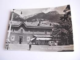 Torino - Ulzio M. 1100 Stazione Ferroviaria - Italia