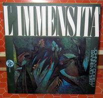 """JOHNNY DORELLI L'IMMENSITA'  COVER NO VINYL 45 GIRI - 7"""" - Accessori & Bustine"""