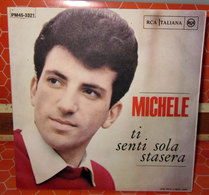 "MICHELE TI SENTI SOLA STASERA  COVER NO VINYL 45 GIRI - 7"" - Accessoires, Pochettes & Cartons"