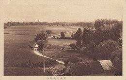 GRACAY Vallée Du Fouzon Timbrée Circulée 1948 - Acquigny