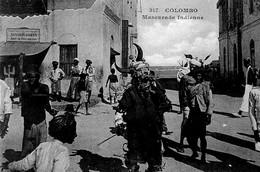 COLOMBO - Mascarade Indienne - Sri Lanka (Ceylon)