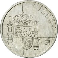Monnaie, Espagne, Juan Carlos I, Peseta, 1999, TTB, Aluminium, KM:832 - [ 5] 1949-… : Royaume