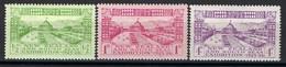 Nouvelle Zélande - Dominion - N° 180 à 182 * - Neuf Avec Charnière - Unused Stamps