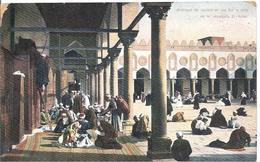 Ansichtskarte Von Ägypten - Kairo Von 1907 - Kairo