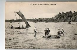 COLOMBO - Mount Lavinia - Sri Lanka (Ceylon)