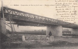 CPA - Beillant - Inauguration Du Pont ( 30 Avril 1905 ) - Dernière Toilette La Veille De L'inauguration - Frankreich