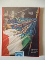 Fiammiferi Dell' Arma Dei Carabinieri- Centenario Della Bandiera - Scatole Di Fiammiferi