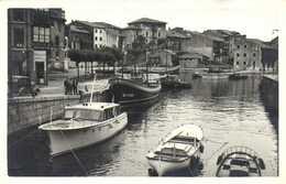 LLANES  Vista Del Puerto RV  Timbre Cachet - Asturias (Oviedo)