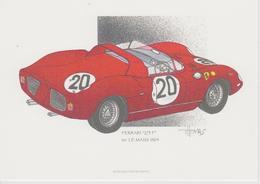 24 Heures Du MANS 1964  1er FERRARI 275 P De J.THOMAS - Le Mans