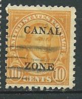 Panama   - Canal Zone  - Yvert N°  68  A  Oblitéré      -   Aab22730 - Panama