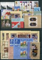 VATICANO - VATICAN - 2008 - Annata Completa - 28 Valori + 6 BF + 1 Libretto - Complete Year - ** MNH/VF - Vaticano
